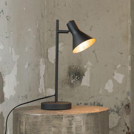 Lampe d'appoint Cas - noir