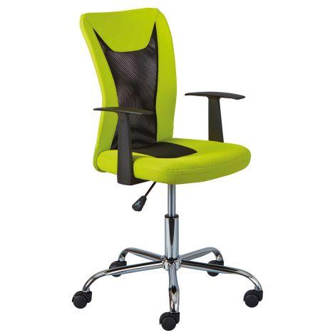 Chaise de bureau Donny - vert