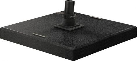 Pied de parasol Siesta en granit - 125 kg