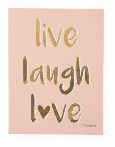Tableau Live Laugh Love 30x40