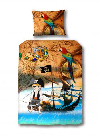 Housse de couette Pirate