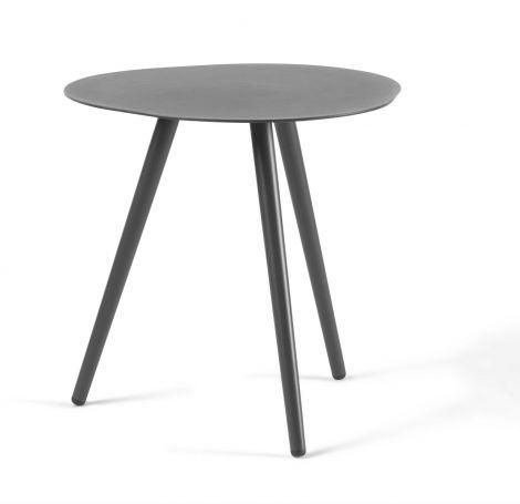 Table d'appoint Burnie - gris