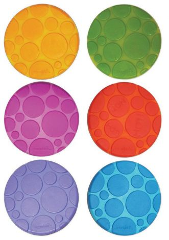 6 cercles antidérapants