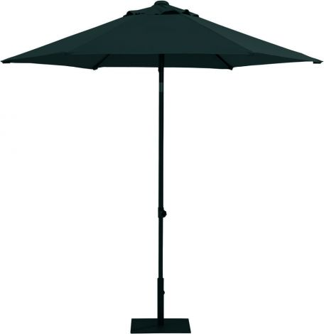 Parasol Push Up ø 250cm - anthracite