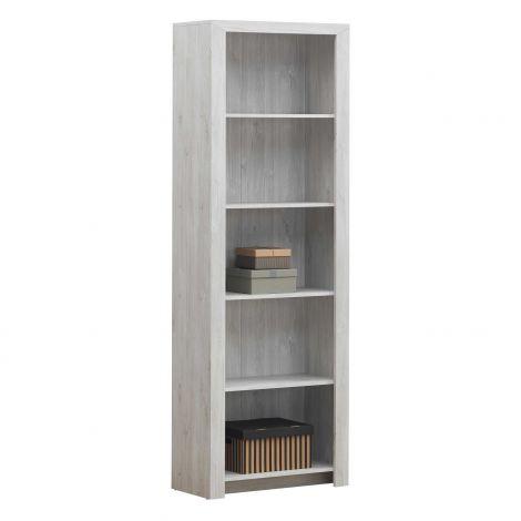 Bibliothèque Elvira - chêne blanc
