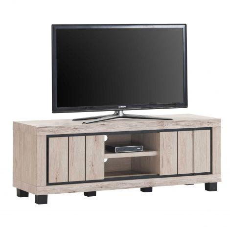 Meuble tv Elke - 2 portes