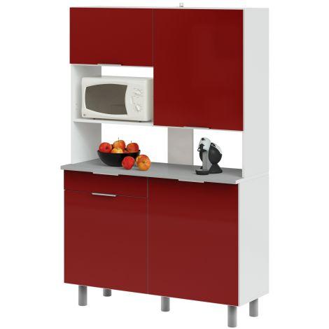 Buffet Urbain - rouge