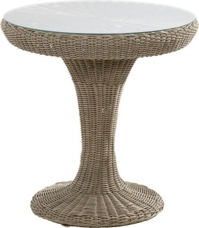 Table d'appoint Victoria - brun