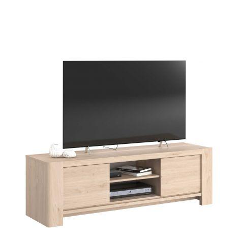 Meuble TV Porto 150cm à 2 portes