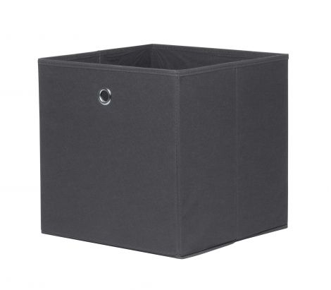 Boîte de rangement Alfa - anthracite