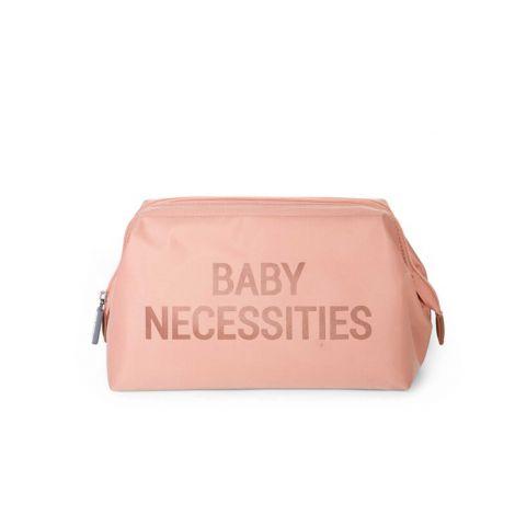 Trousse de toilette Baby Necessities - rose/cuivre