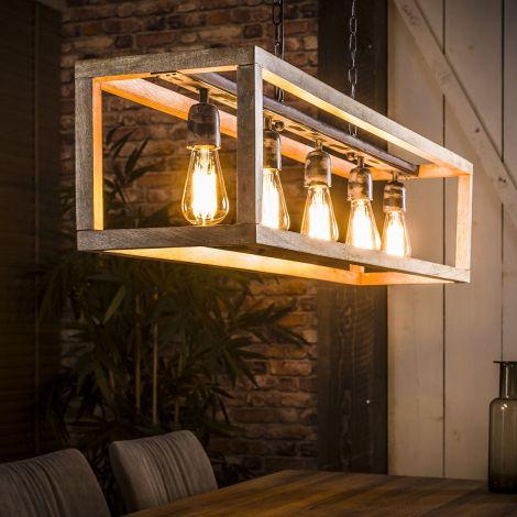 Suspension Adem 5 lampes
