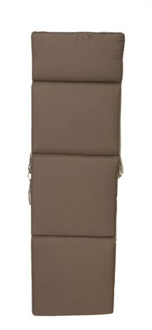 Coussin transat - taupe