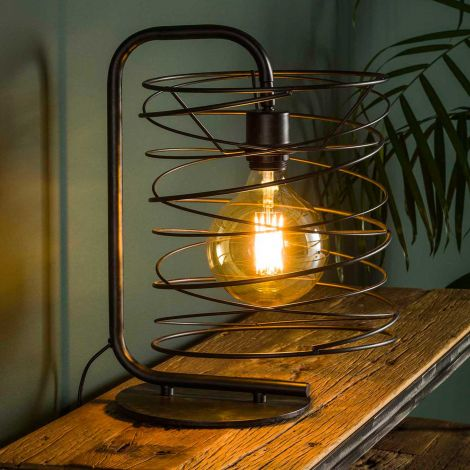 Lampe d'appoint Karin Ø25 - anthracite