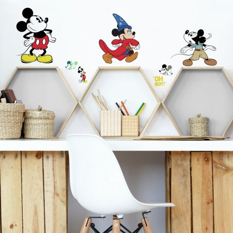 Stickers muraux Mickey Mouse Original 90th Anniversary