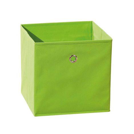 Boîte de rangement pliable Winny - vert