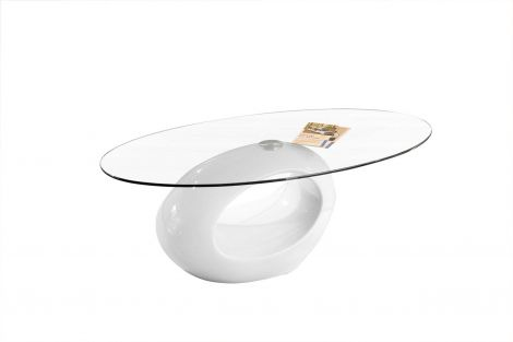 Table basse Pucci - blanc