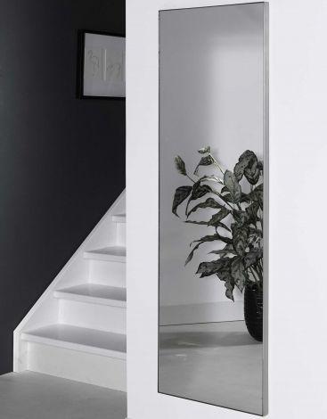 Miroir 50x150 - Inox brossé