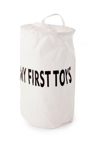 Panier My First Toys en coton