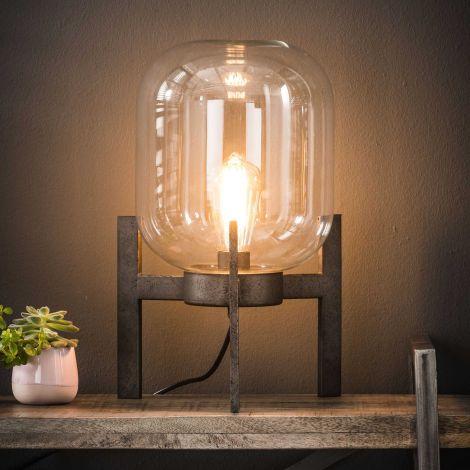 Lampe d'appoint Glass avec piètement