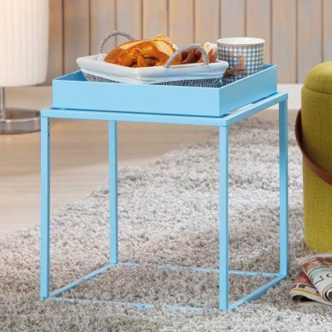 Table d'appoint Club - bleu