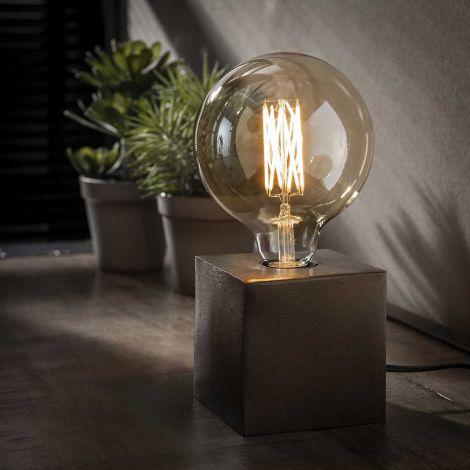 Lampe d'appoint Cubes - noir