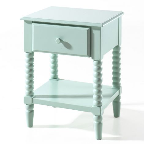 Table de chevet Alana - menthe