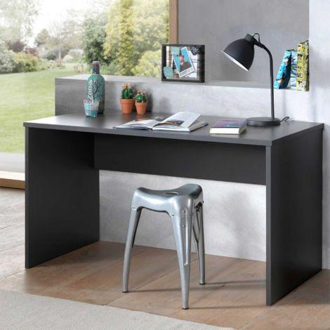Table de bureau London - anthracite