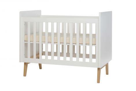 Lit bébé Pure 60x120 - blanc