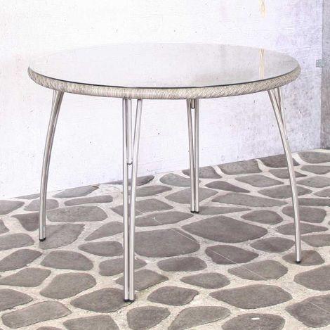 Table de jardin Elia ø100