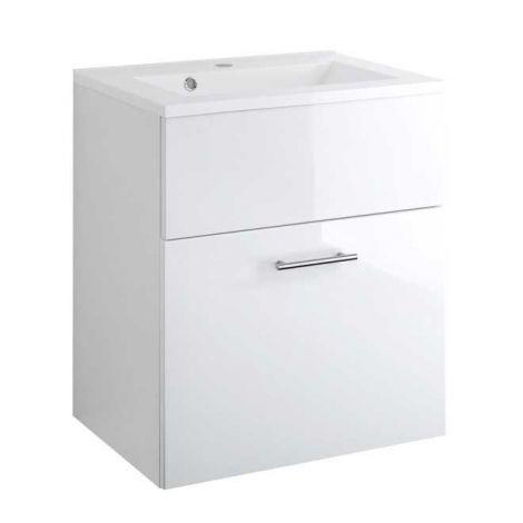 Meuble lavabo Blanco 60cm