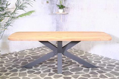 Table de jardin Sussex 220x100
