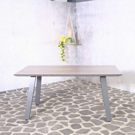Table de jardin Burnaby 160x90