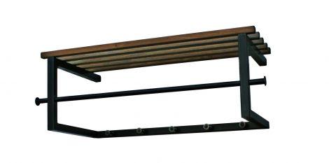 Portemanteau Marco - noir