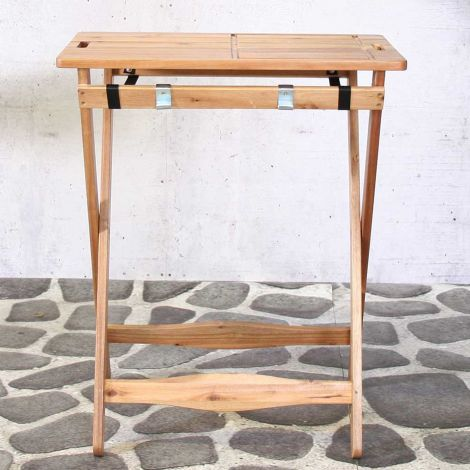 Table d'appoint barbecue