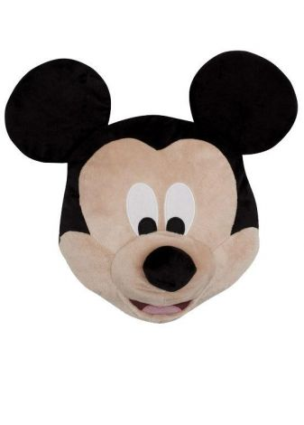 Coussin tête Mickey Mouse