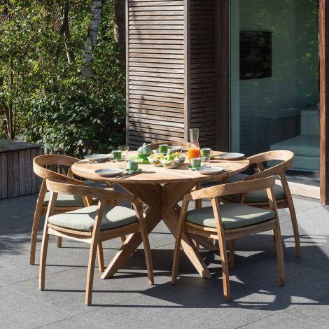 Table de jardin Java