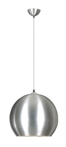 Suspension Penta Aluminium Ø35cm - 60w E27
