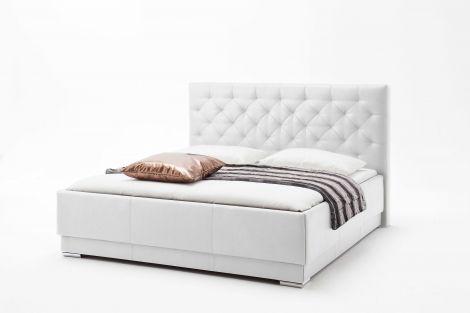 Lit Pisa 160x200cm - blanc