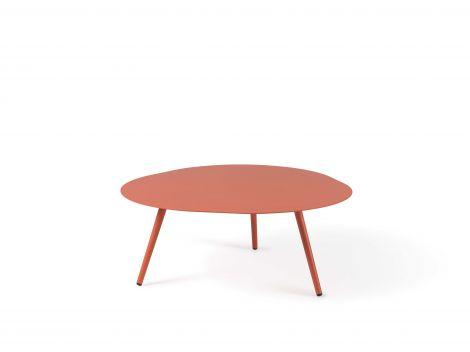 Table basse Burnie - orange