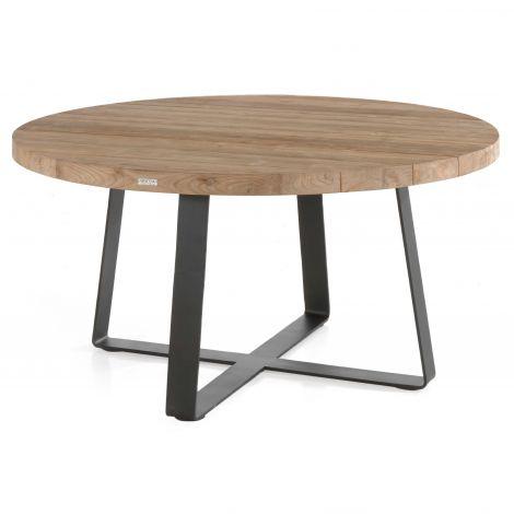 Table de jardin Margarite Ø90 - teck