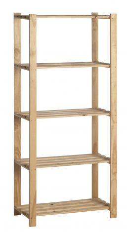 Etagère simple en bois