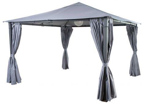 Tonnelle Chios 350x350cm – anthracite