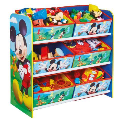 Meuble de rangement Mickey Mouse