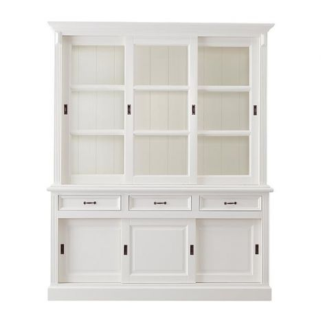 Buffet Provence - 180 cm - blanc
