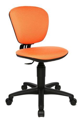 Chaise de bureau High Kid - orange