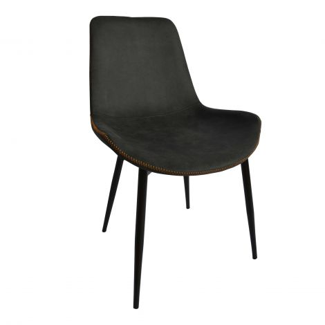 Chaise Ruud - gris