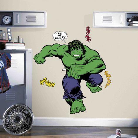 Sticker mural Classic Hulk