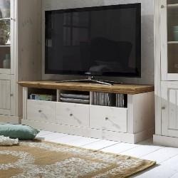 meuble tv rustique